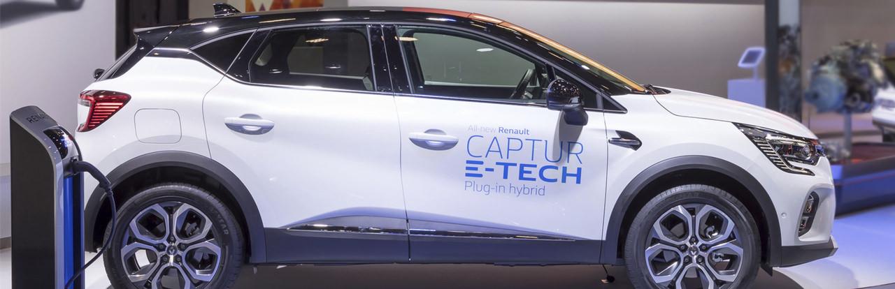 E-TECH Plug-in Hybrid