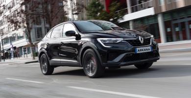 Nuovo Renault Arkana