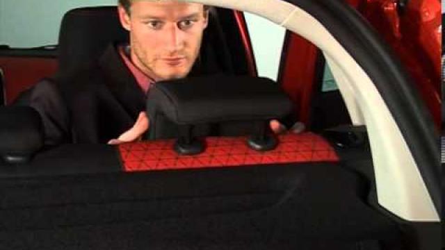 NUOVA CLIO : Appoggiatesta anteriore/posteriore