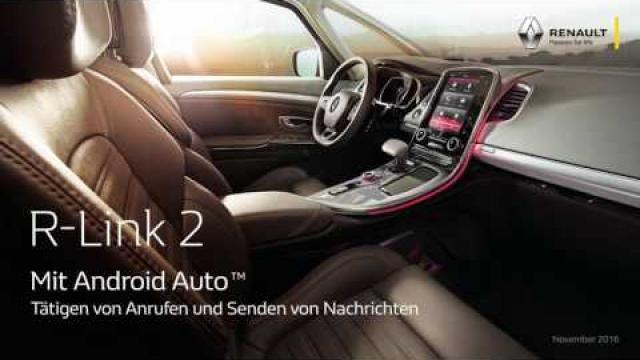 R-LINK 2 MIT ANDROID AUTO TM