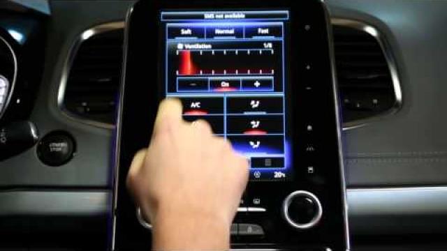 Bedienung der Klimaregelanlage / Fahrzeugbelüftung